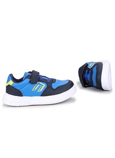 Kiko Kids Spor Ayakkabı Saks
